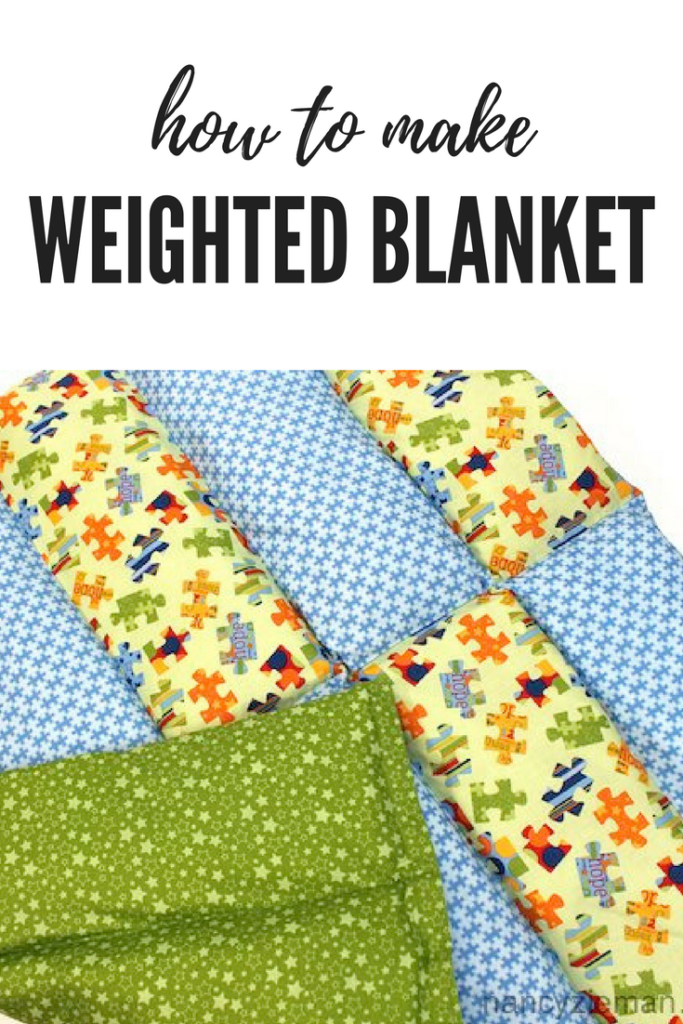 The Best Weighted Blanket Patterns Part 1 Fabric Ninja