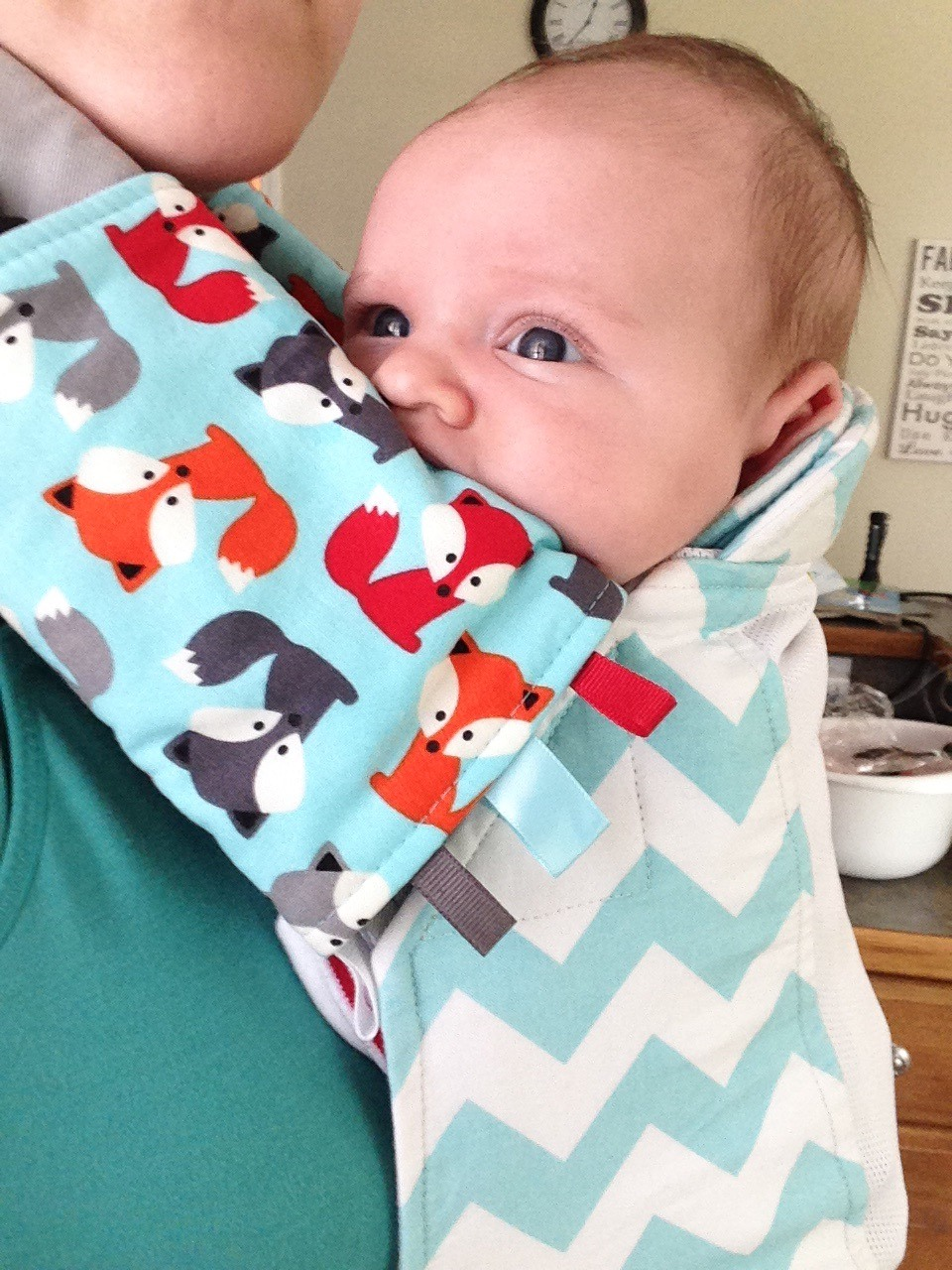 How To Make Baby Carrier Suck Pads Free Pattern